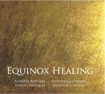 equinox healing copertina